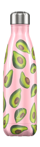 Botella térmica Chilly´s Aguacate 500ml.