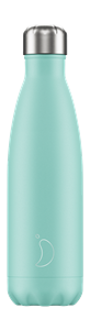 Botella térmica Chilly´s Pastel Menta  500 ml.