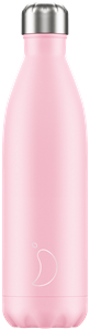 Botella acero inoxidable Chillys  750 ml Pastel Rosa