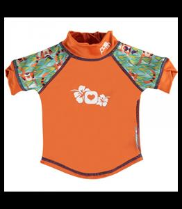 Camiseta protección solar para bebe close parent  Tigres