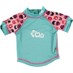 Camiseta protección solar para bebe close parent Kokeshi doll
