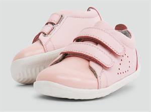348f7297e8a Calzado primeros pasos deportiva Grass Court rosa claro BOBUX Step up